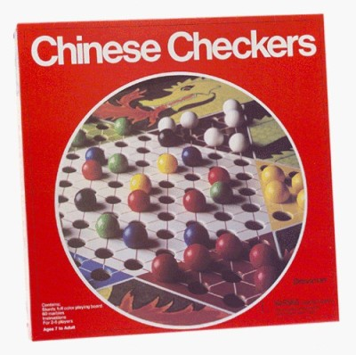 Pressman Toy S Pre205312 Chinese Checkers Board Game