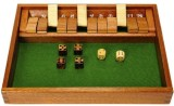 Deluxe Games and Puzzles Shut The Box Wo...