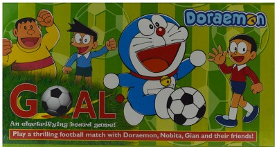 BPI Doraemon Goal Learning Game Board Game