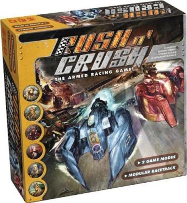 AEG Rush And Crush Board Game
