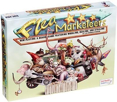 Gut Bustin, Games Flea Marketeers Board Game