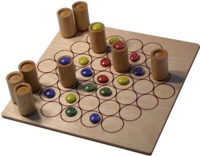 Live Oak Games Siege Stones Board Game