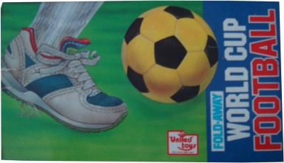 United Toys Fold-away World Cup Football Board Game