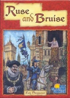 Rio Grande Games Ruse And Bruise Board Game