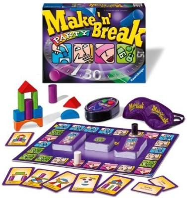 Ravensburger Make N, Break Party Family Board Game