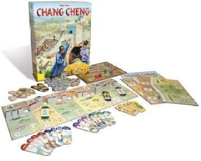 Z-Man Games Chang Cheng Multi Language Board Game