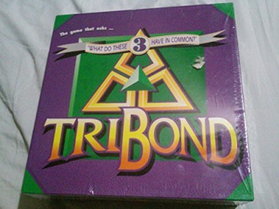 Mattel Tribond Board Game