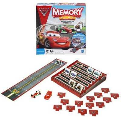 Memory Cars 2 Deluxe Board Game