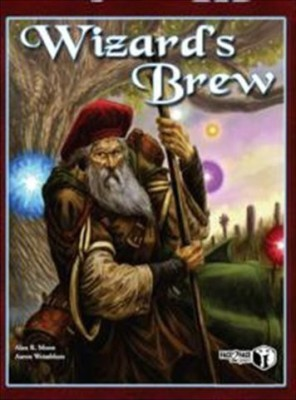 Gryphon Games Wizard,S Brew Board Game
