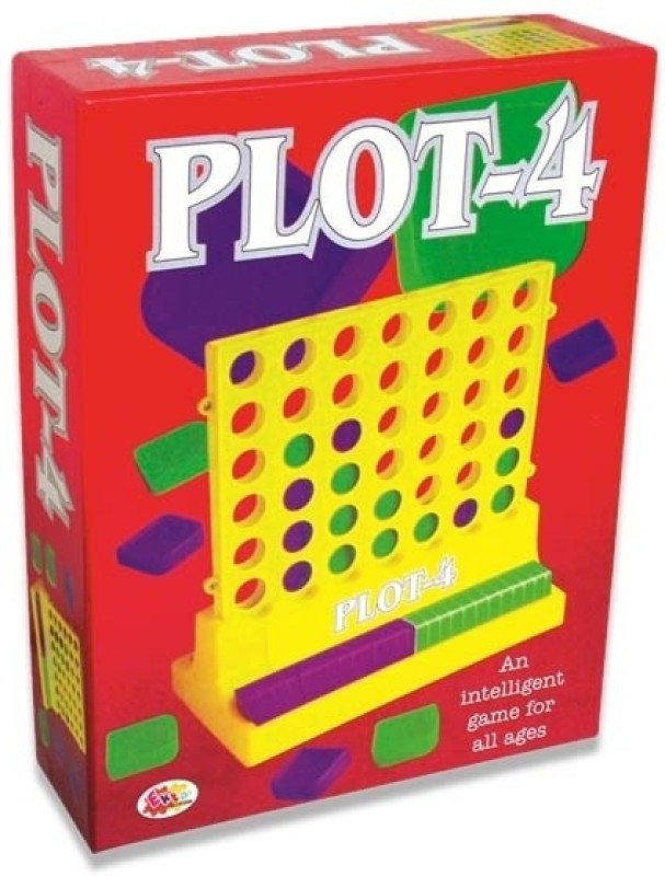 Ekta Plot-4 Board Game