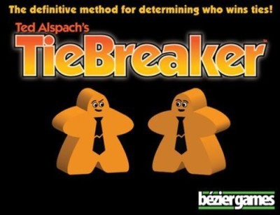Bezier Games Tie Breaker Board Game