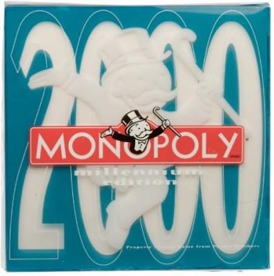 Monopoly Millennium Edition 2000 Board Game