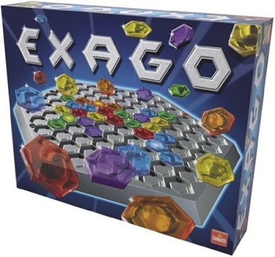 Goliath Games Exago Board Game
