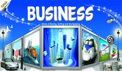 Ratnas Business Deluxe 5 In1 Board Game
