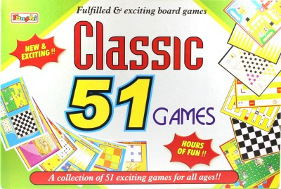 Tanshi Classic 51 Collection Board Game