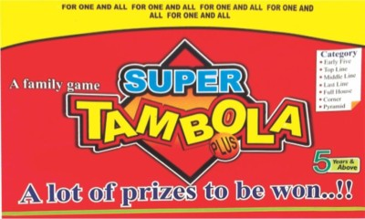 Brands Tambola Board Game