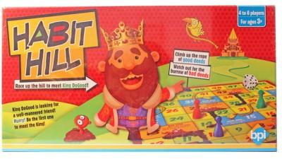 BPI Habit Hill Board Game