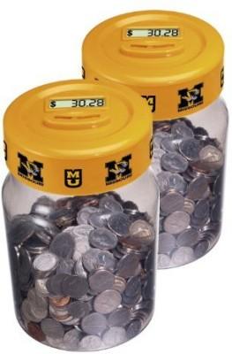 College Club University Of Missouri Lcd Display Coin Jar Medium Board Game