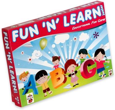 Trendbend Fun N Learn B Board Game