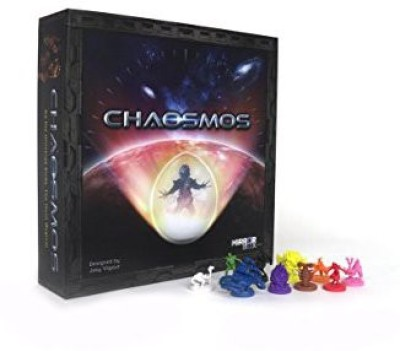 Mirror Box Games Chaosmos Board Game