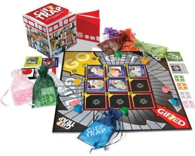 Gifttrap Gif839 Board Game