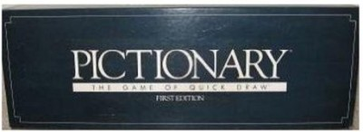 Pictionary The Of Quick Draw Board Game