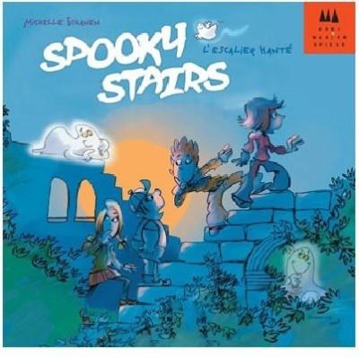 Schmidt Spooky Stairs Board Game