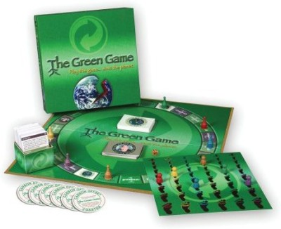 TDC Games The Green Board Game