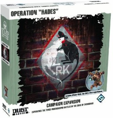 Fantasy Flight Games Dust Tactics Operation