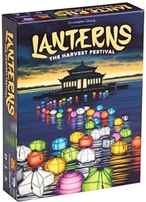Renegade Game Studios Lanterns The Harvest Festival Board Game