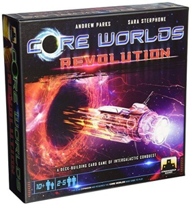 Stronghold Games Core Worlds Revolution Board Game