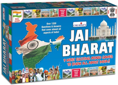 Creative's Jai Bharat Board Game