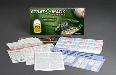 Strat-O-Matic Game Company Stratomatic Baseball Current Edition Board Game