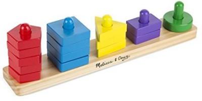 Melissa & Doug Stack and Sort Board Board Game