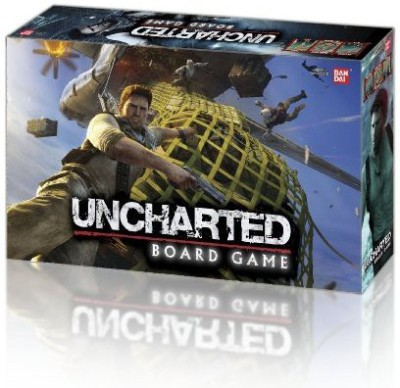 Uncharted Treasure Hunter Board Game
