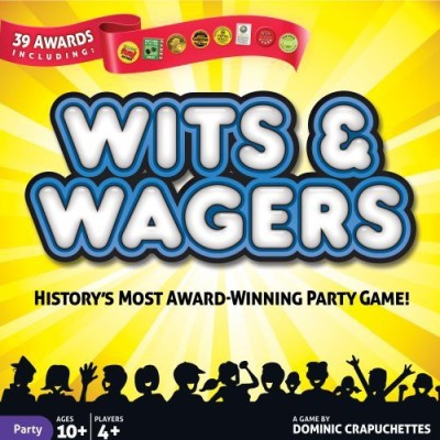 North Star Games Wits & Wagers Board Game