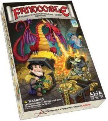 Mindtwister USA mindtwister fandooble Board Game
