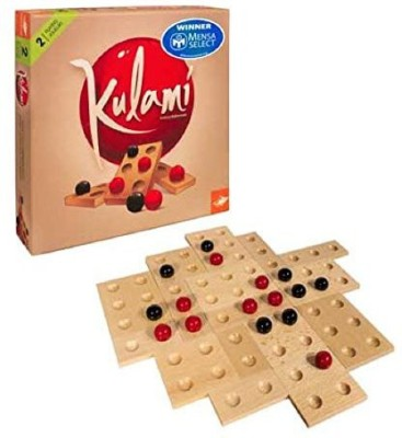 FoxMind Games Kulami Board Game