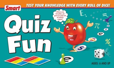Smart Quiz Fun Board Game