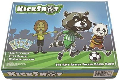KickShot Soccer Board Game Kic498 Board Game