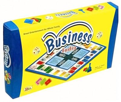 Promobid Business India Board Game