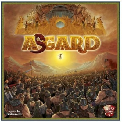 What's Your Game Asgard Board Game
