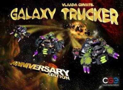 Rio Grande Games Galaxy Trucker Anniversary Edition Board Game
