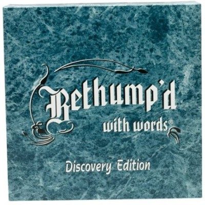 bethump,d With Words Discovery Edition Board Game