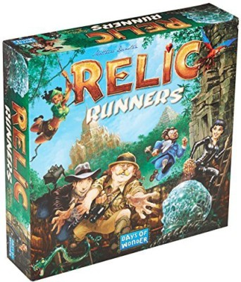 Days of Wonder Relic Runners Board Game