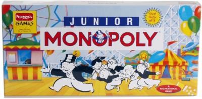 Funskool Junior Monopoly Board Game