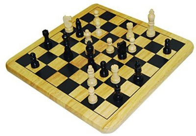 Cardinal Industries Wood Chess Set Board Game