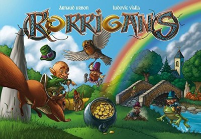 Asmodee Korrigans Board Game