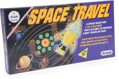 Frank Space Travel Board Game