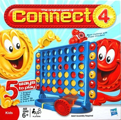 Hasbro Connect 4 Dunk Board Game